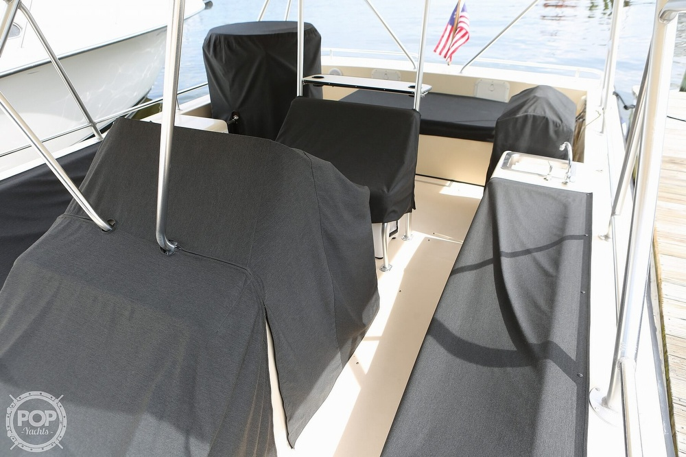 2008 Custom boat for sale, model of the boat is 36 Diesel Deck/Party Boat & Image # 19 of 40