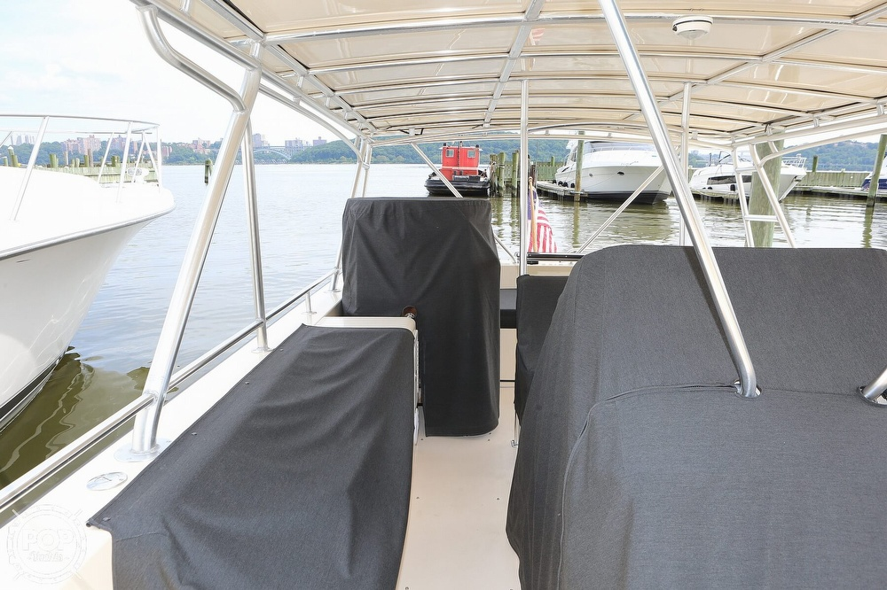 2008 Custom boat for sale, model of the boat is 36 Diesel Deck/Party Boat & Image # 20 of 40