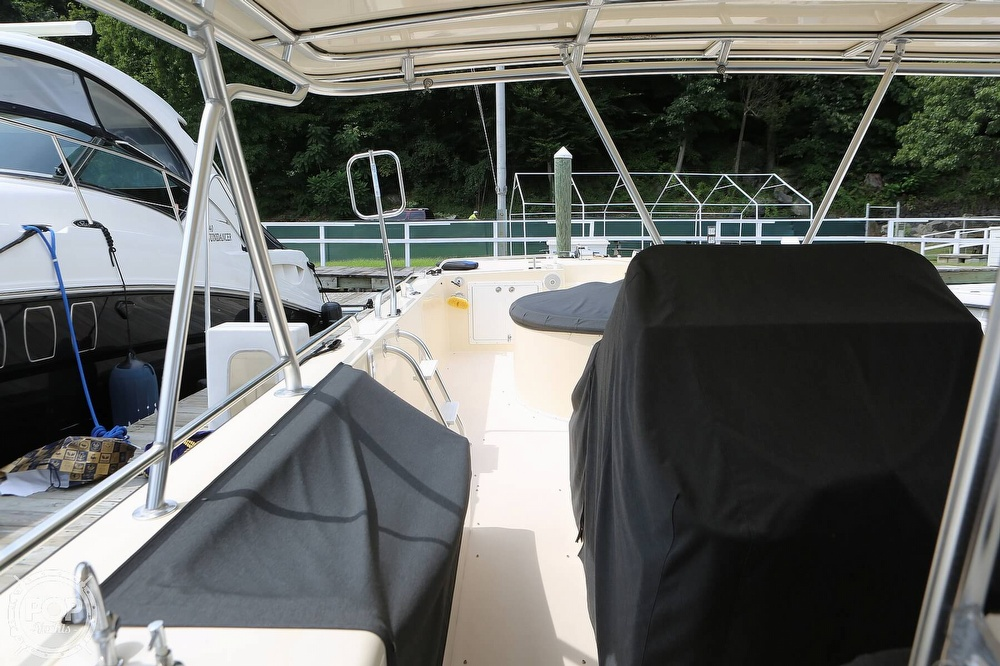 2008 Custom boat for sale, model of the boat is 36 Diesel Deck/Party Boat & Image # 23 of 40