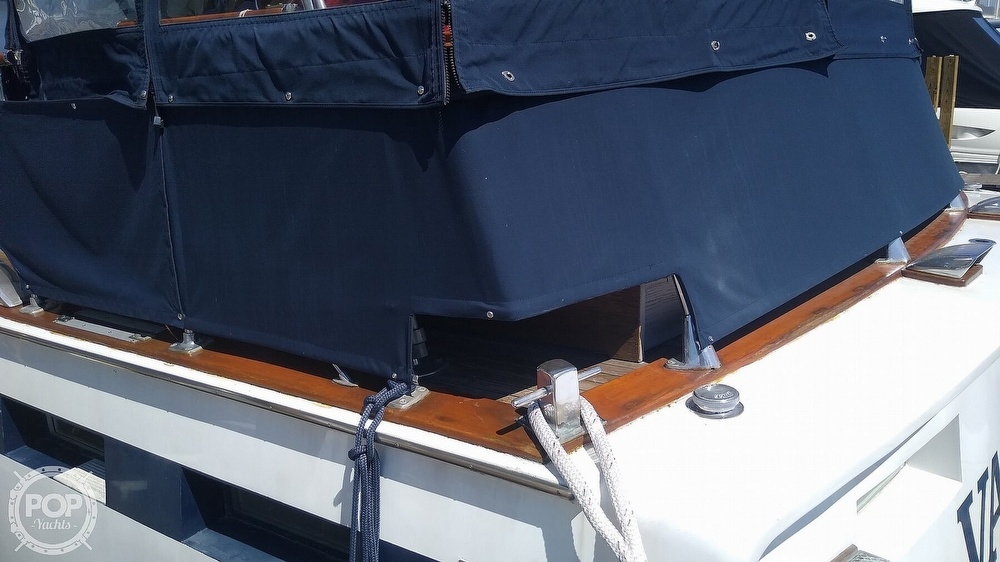 1968 Chris Craft boat for sale, model of the boat is Riviera Roamer 46 & Image # 5 of 40