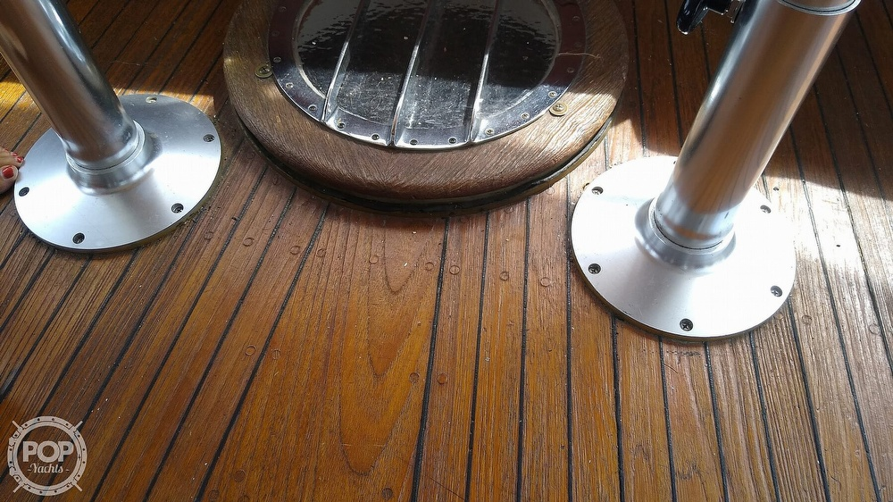 1968 Chris Craft boat for sale, model of the boat is Riviera Roamer 46 & Image # 13 of 40