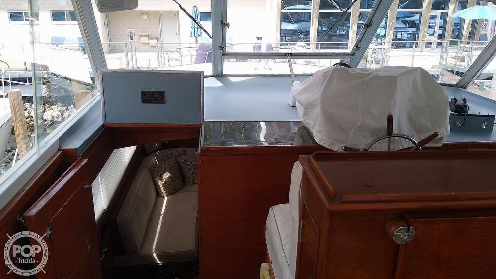 1968 Chris Craft boat for sale, model of the boat is Riviera Roamer 46 & Image # 14 of 40
