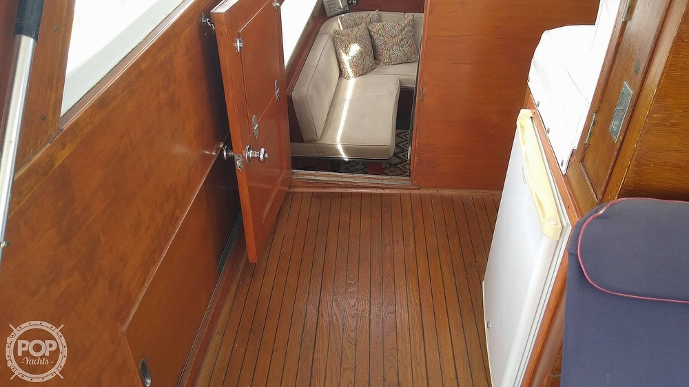 1968 Chris Craft boat for sale, model of the boat is Riviera Roamer 46 & Image # 15 of 40