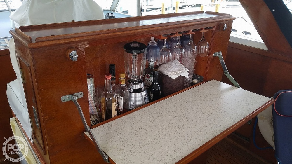 1968 Chris Craft boat for sale, model of the boat is Riviera Roamer 46 & Image # 3 of 40