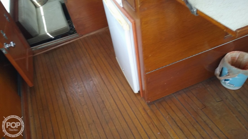 1968 Chris Craft boat for sale, model of the boat is Riviera Roamer 46 & Image # 16 of 40