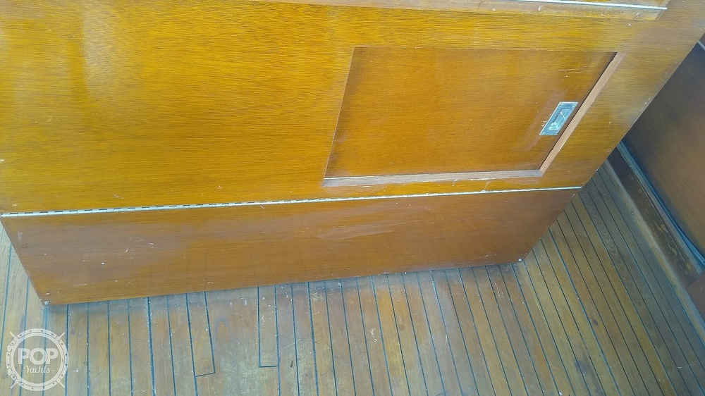 1968 Chris Craft boat for sale, model of the boat is Riviera Roamer 46 & Image # 17 of 40