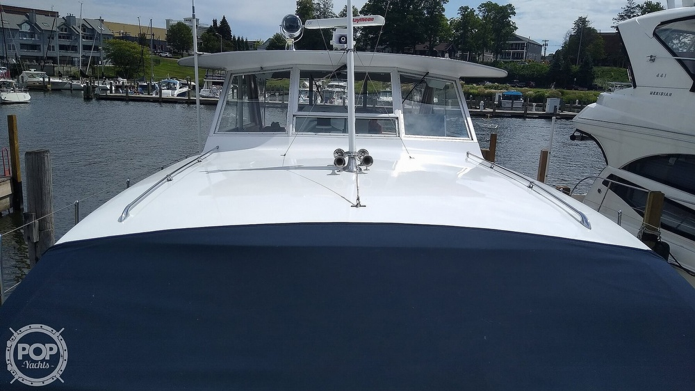 1968 Chris Craft boat for sale, model of the boat is Riviera Roamer 46 & Image # 6 of 40