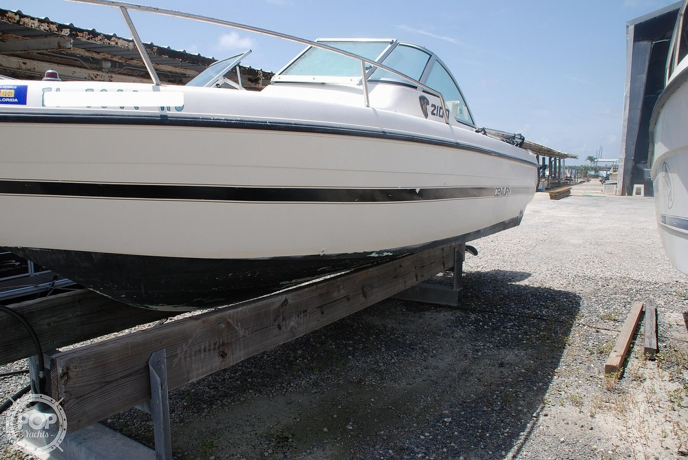 1994 Century boat for sale, model of the boat is 2100 DC & Image # 14 of 40