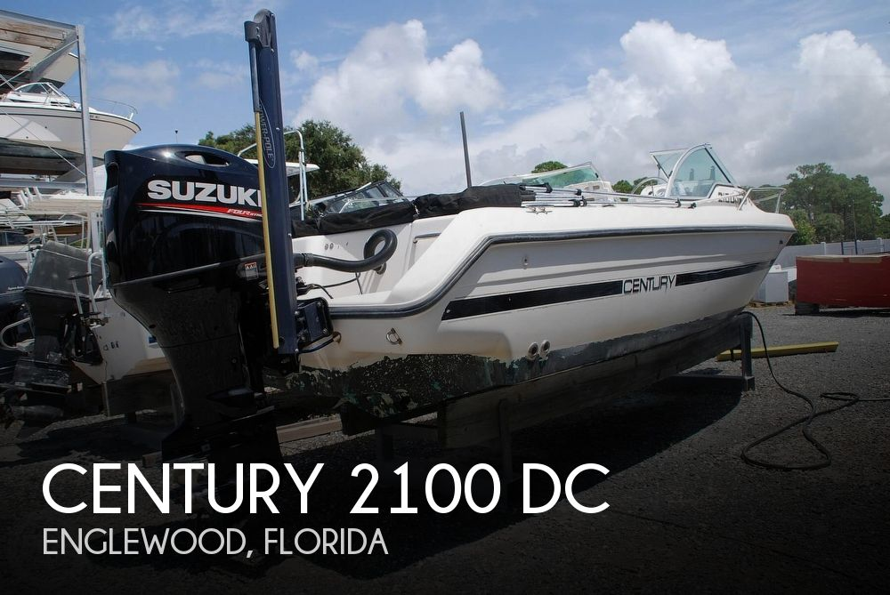 1994 Century boat for sale, model of the boat is 2100 DC & Image # 1 of 40