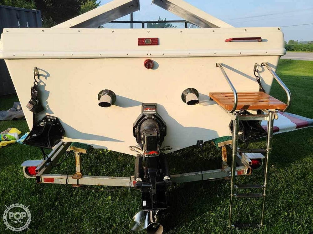 1988 Baja boat for sale, model of the boat is 230 Force & Image # 9 of 40