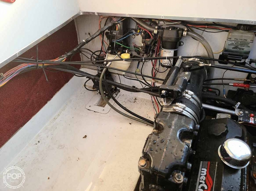1988 Baja boat for sale, model of the boat is 230 Force & Image # 10 of 40