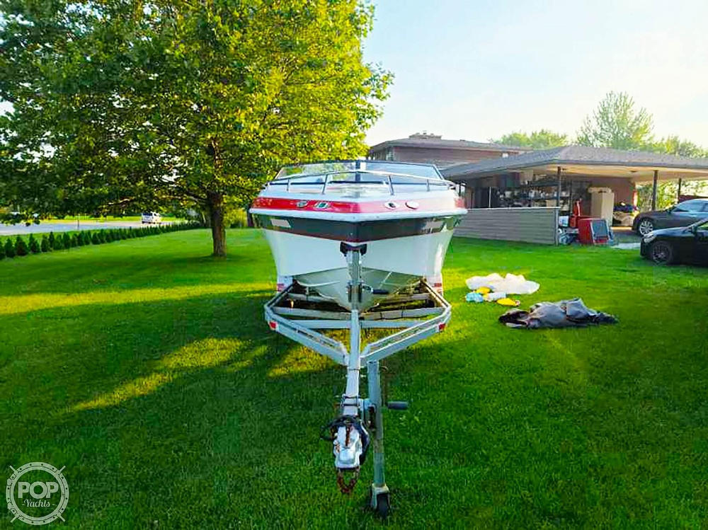 1988 Baja boat for sale, model of the boat is 230 Force & Image # 4 of 40