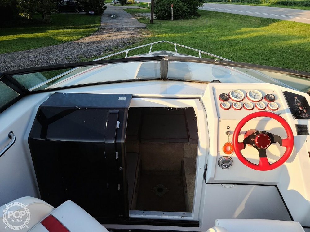 1988 Baja boat for sale, model of the boat is 230 Force & Image # 12 of 40