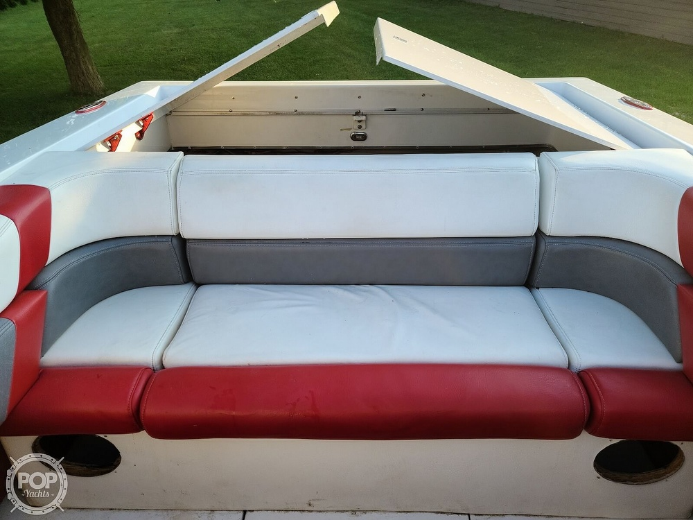 1988 Baja boat for sale, model of the boat is 230 Force & Image # 13 of 40