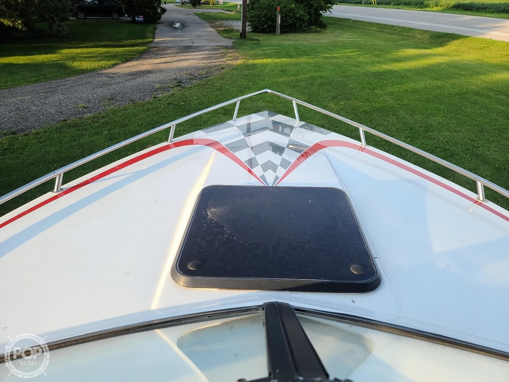 1988 Baja boat for sale, model of the boat is 230 Force & Image # 15 of 40