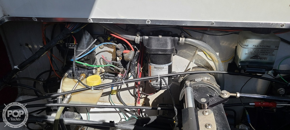 1988 Baja boat for sale, model of the boat is 230 Force & Image # 35 of 40