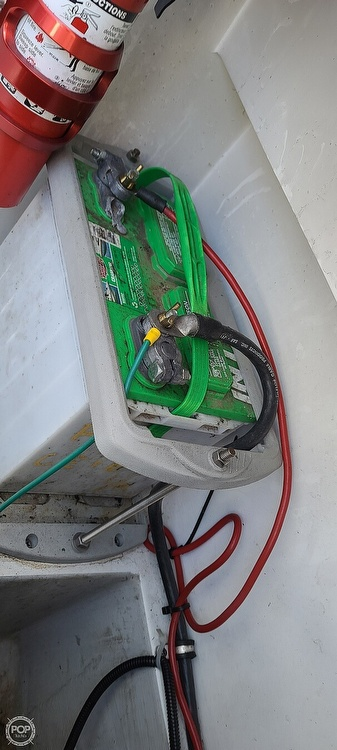 1988 Baja boat for sale, model of the boat is 230 Force & Image # 38 of 40