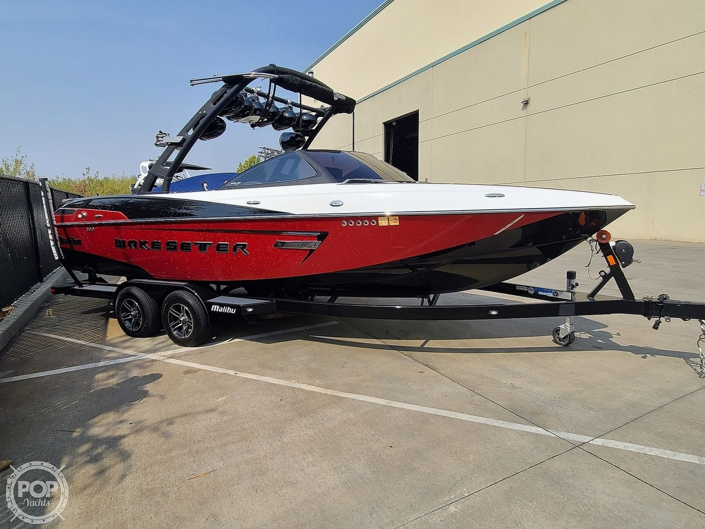2015 Malibu boat for sale, model of the boat is Wakesetter 23 LSV & Image # 8 of 40