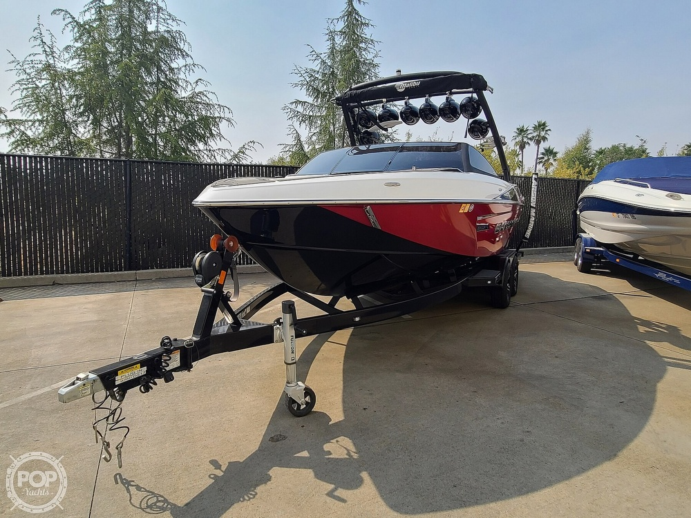 2015 Malibu boat for sale, model of the boat is Wakesetter 23 LSV & Image # 11 of 40