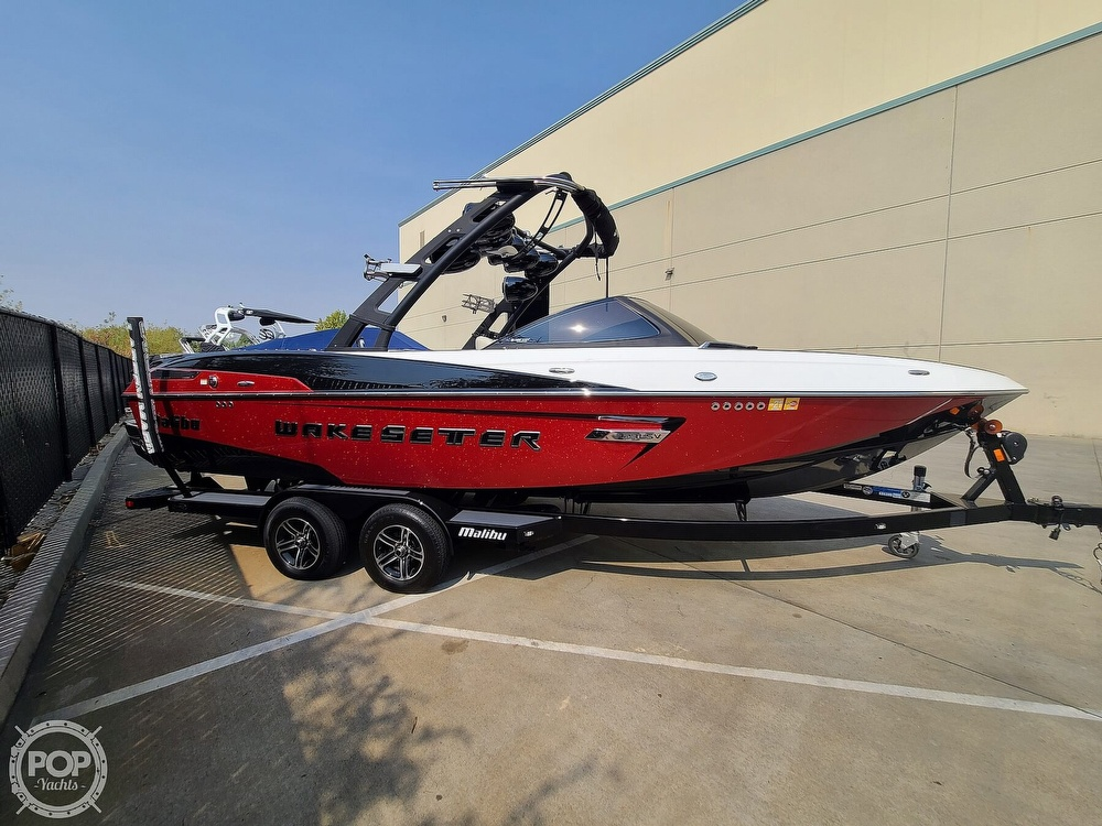 2015 Malibu boat for sale, model of the boat is Wakesetter 23 LSV & Image # 23 of 40