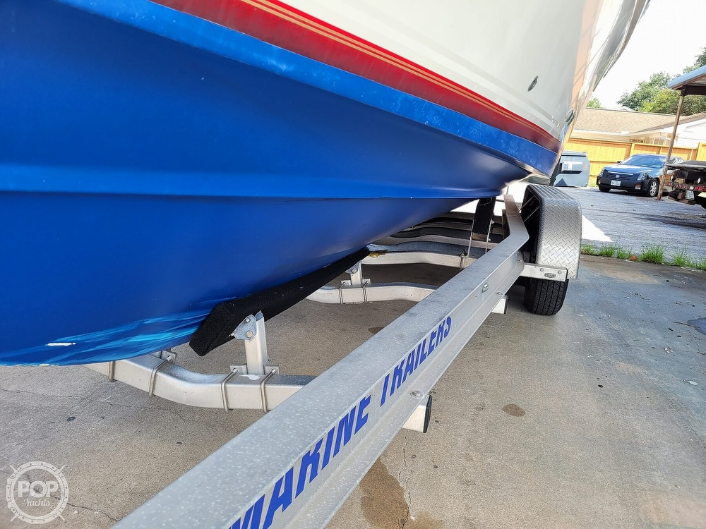 1998 Stamas boat for sale, model of the boat is 28.5 Express & Image # 23 of 40