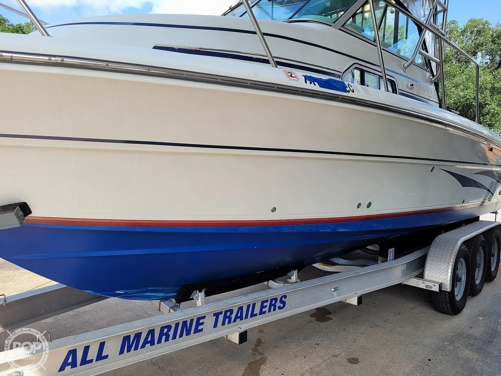 1998 Stamas boat for sale, model of the boat is 28.5 Express & Image # 28 of 40