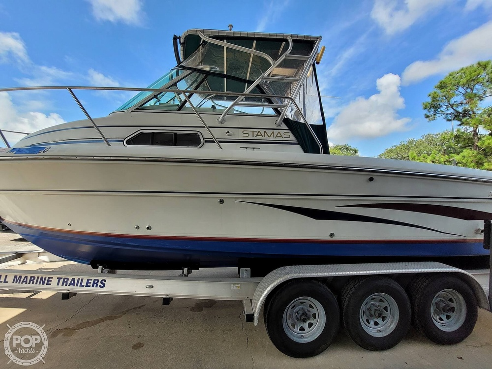 1998 Stamas boat for sale, model of the boat is 28.5 Express & Image # 18 of 40