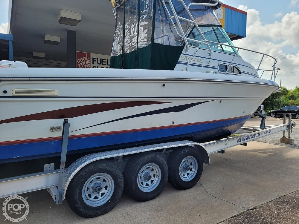 1998 Stamas boat for sale, model of the boat is 28.5 Express & Image # 34 of 40