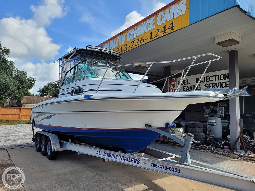1998 Stamas boat for sale, model of the boat is 28.5 Express & Image # 35 of 40