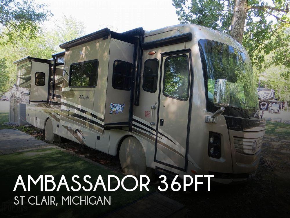 2013 Holiday Rambler Ambassador 36PFT