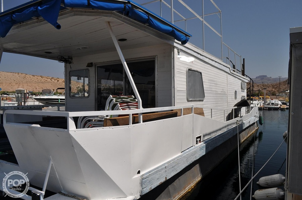 1982 Master Fabricators boat for sale, model of the boat is 47 & Image # 3 of 40