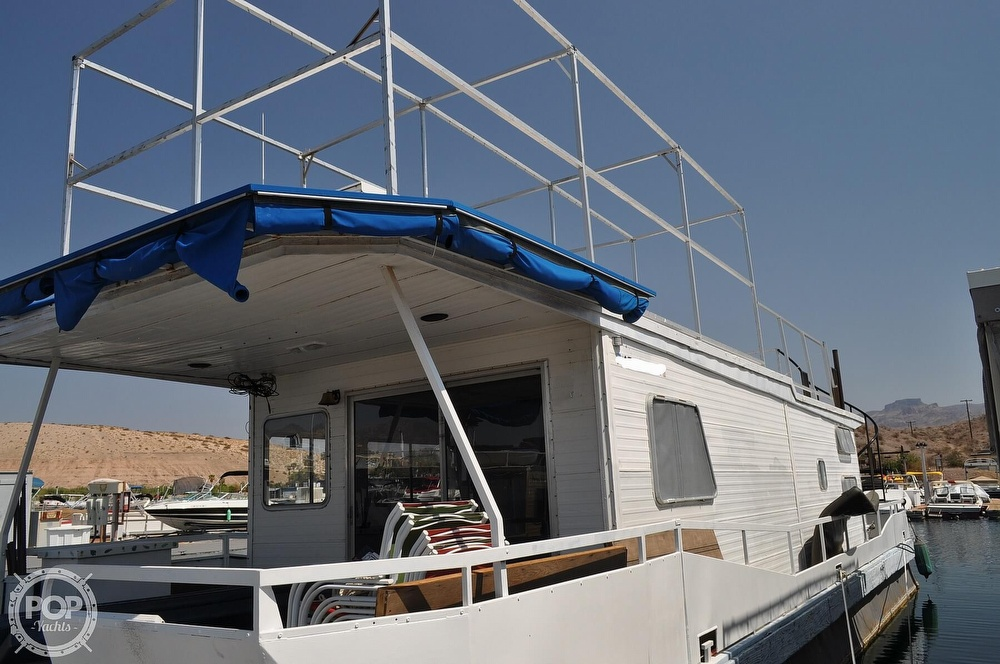 1982 Master Fabricators boat for sale, model of the boat is 47 & Image # 4 of 40