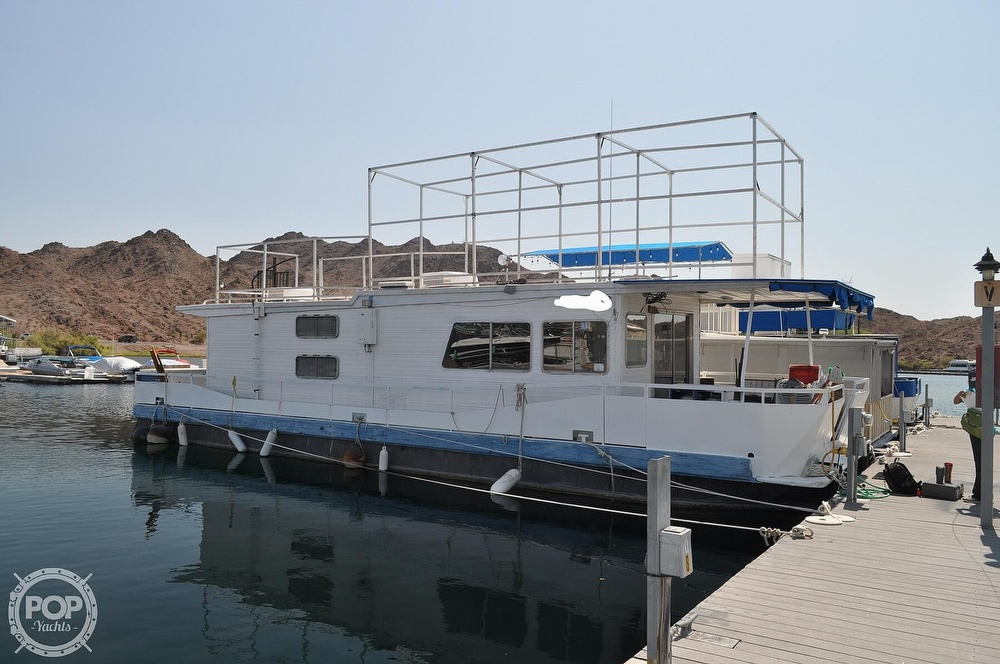 1982 Master Fabricators boat for sale, model of the boat is 47 & Image # 33 of 40