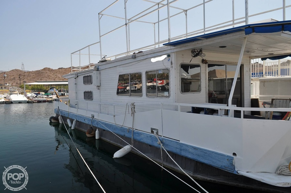 1982 Master Fabricators boat for sale, model of the boat is 47 & Image # 34 of 40