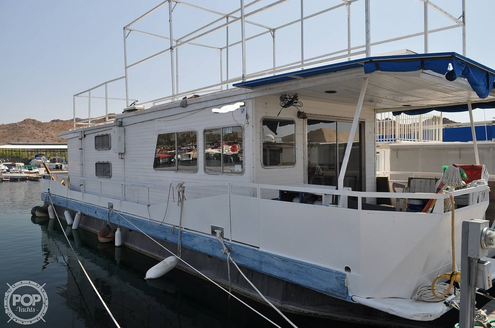 1982 Master Fabricators boat for sale, model of the boat is 47 & Image # 35 of 40