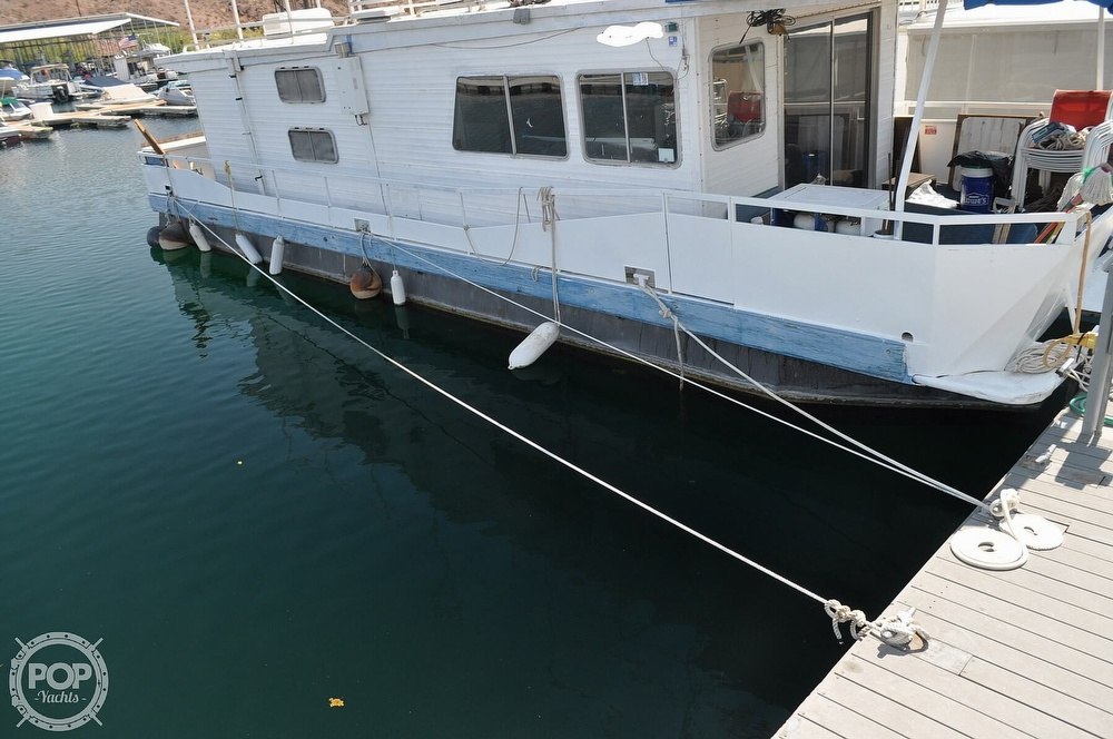 1982 Master Fabricators boat for sale, model of the boat is 47 & Image # 39 of 40