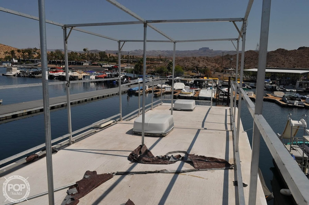 1982 Master Fabricators boat for sale, model of the boat is 47 & Image # 6 of 40