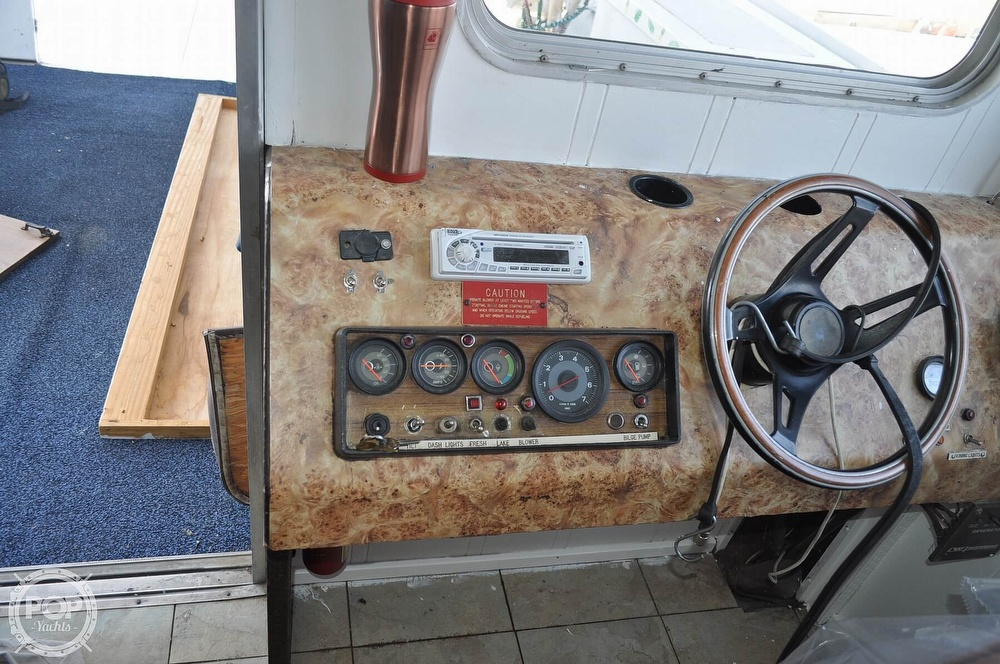 1982 Master Fabricators boat for sale, model of the boat is 47 & Image # 25 of 40