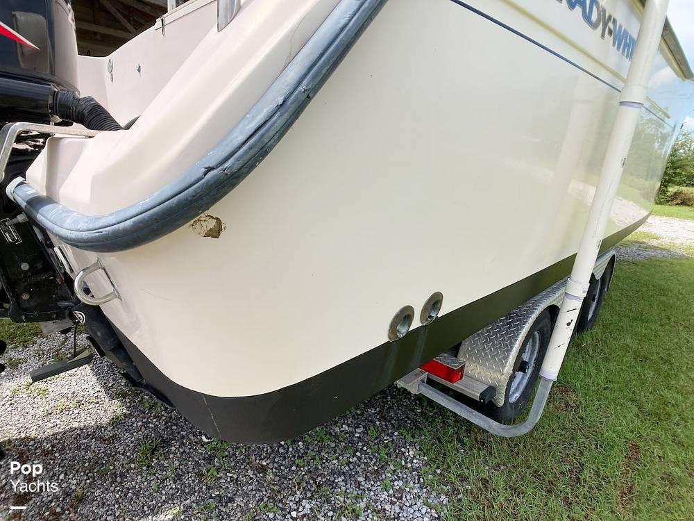 1999 Grady-White boat for sale, model of the boat is 306 Bimini & Image # 11 of 40