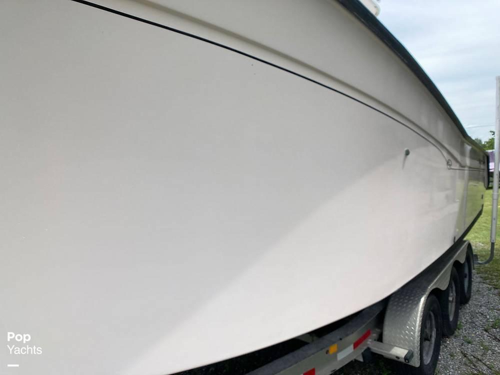 1999 Grady-White boat for sale, model of the boat is 306 Bimini & Image # 27 of 40