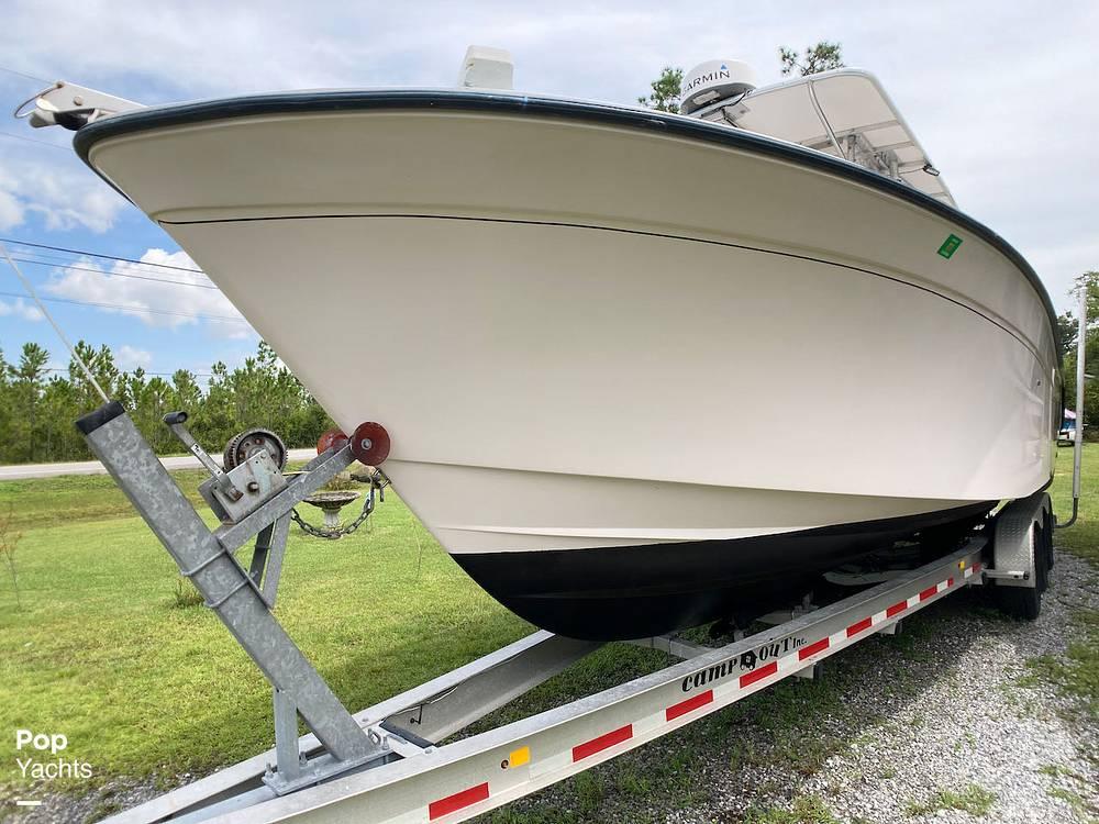 1999 Grady-White boat for sale, model of the boat is 306 Bimini & Image # 28 of 40