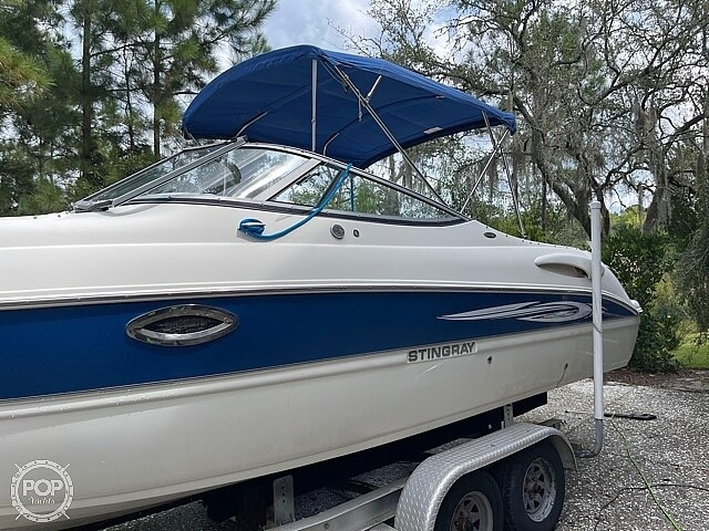 2008 Stingray boat for sale, model of the boat is 250 LR & Image # 7 of 40