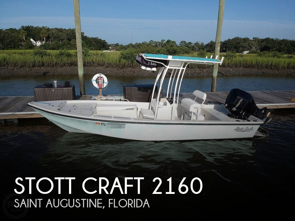 2021 Stott Craft boat for sale, model of the boat is SCV 2160 & Image # 1 of 40