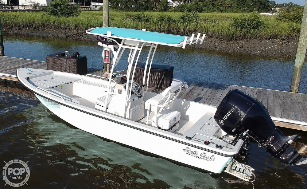 2021 Stott Craft boat for sale, model of the boat is SCV 2160 & Image # 2 of 40