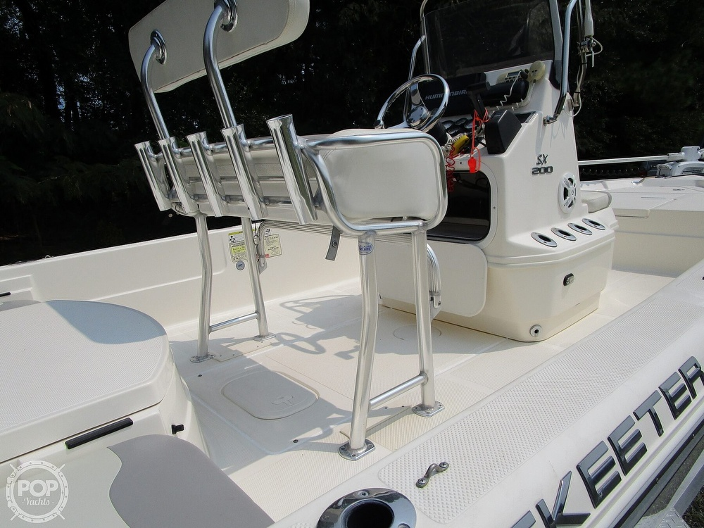 2014 Skeeter boat for sale, model of the boat is SX200 & Image # 8 of 40