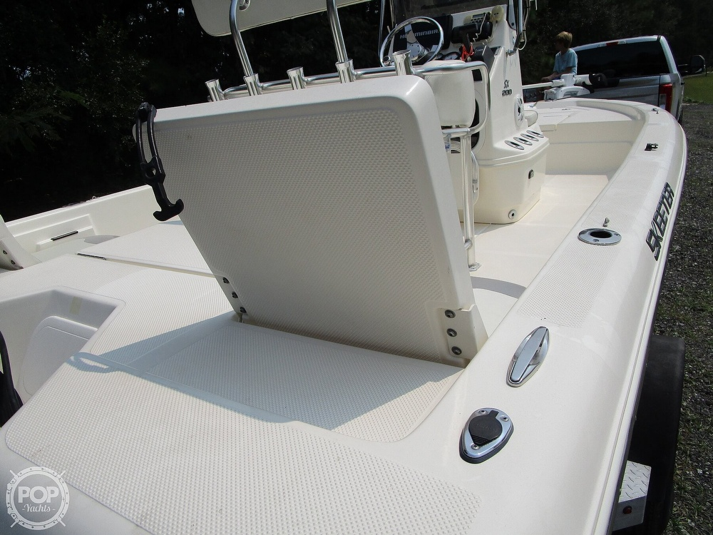 2014 Skeeter boat for sale, model of the boat is SX200 & Image # 4 of 40