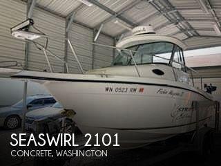 Used SEASWIRL Boats For Sale in Washington by owner   2003 Seaswirl Striper 2101
