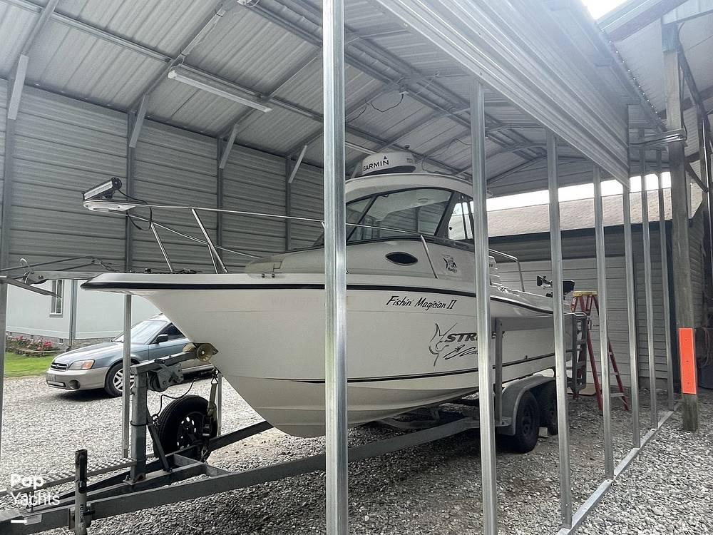 2003 Seaswirl boat for sale, model of the boat is Striper 2101 & Image # 11 of 40