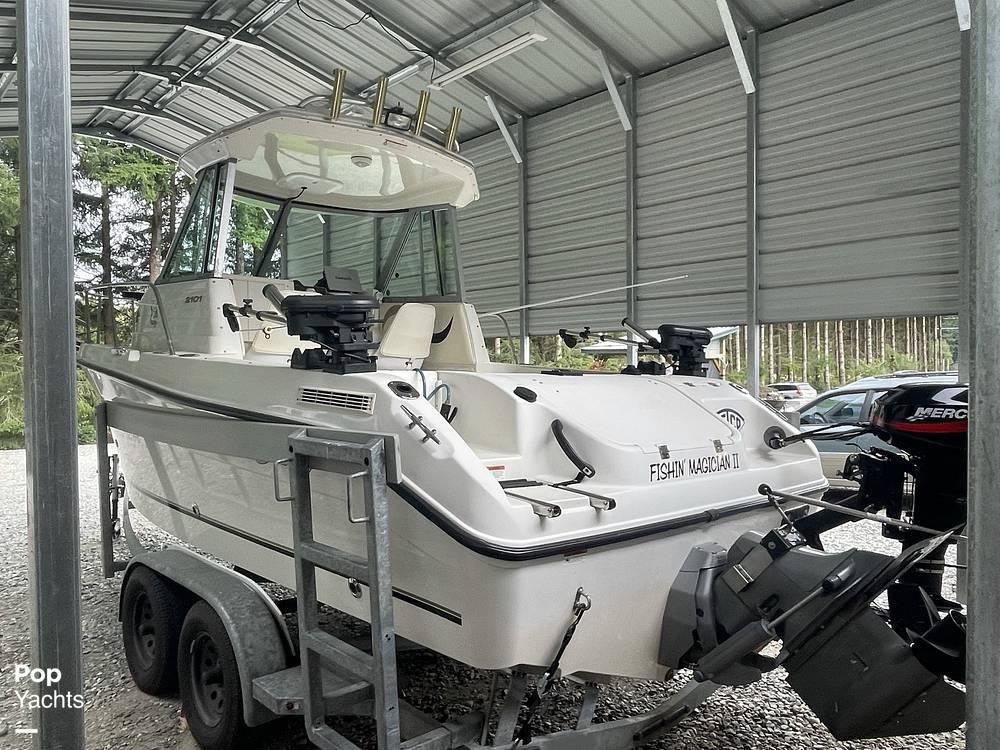 2003 Seaswirl boat for sale, model of the boat is Striper 2101 & Image # 12 of 40