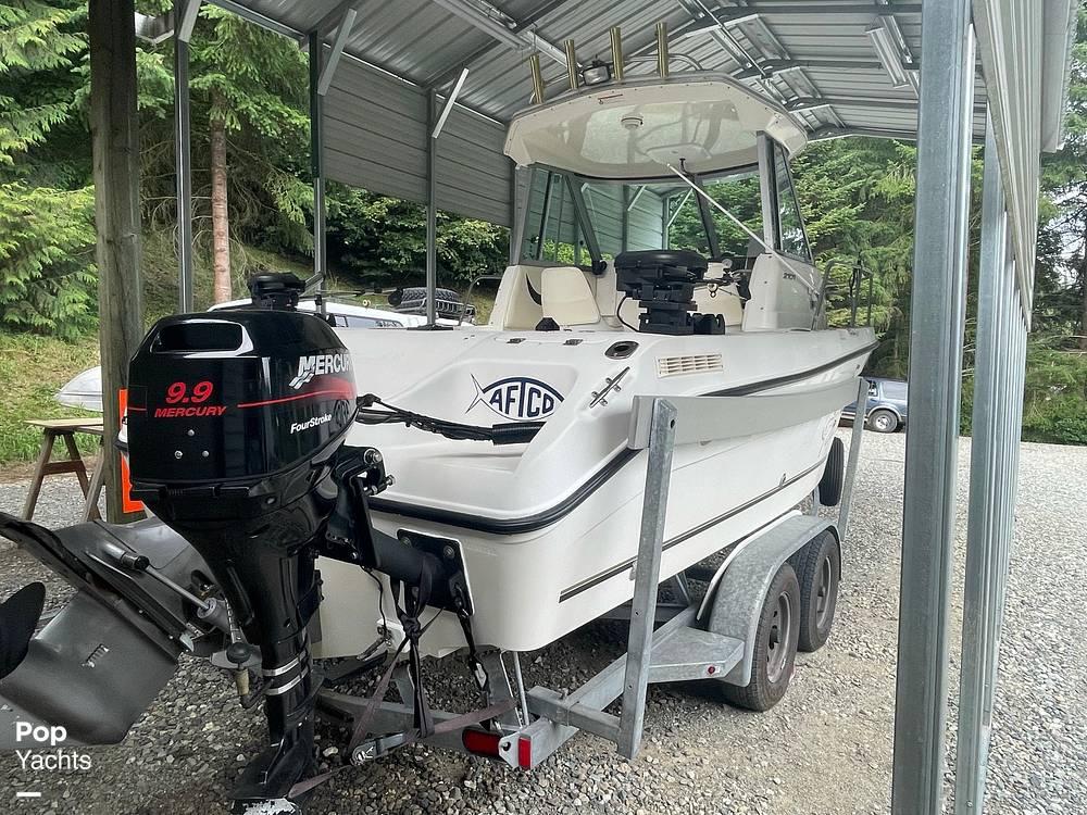 2003 Seaswirl boat for sale, model of the boat is Striper 2101 & Image # 13 of 40